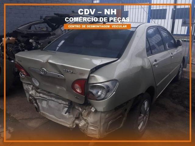 Sucata Toyota Corolla 2004/05 1.8 136cv Gasolina - Foto 4