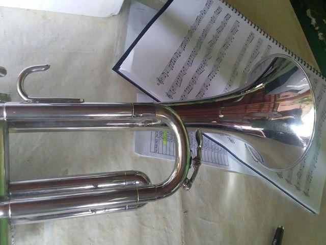 Trompete Weril Rex Conservando  - Foto 5
