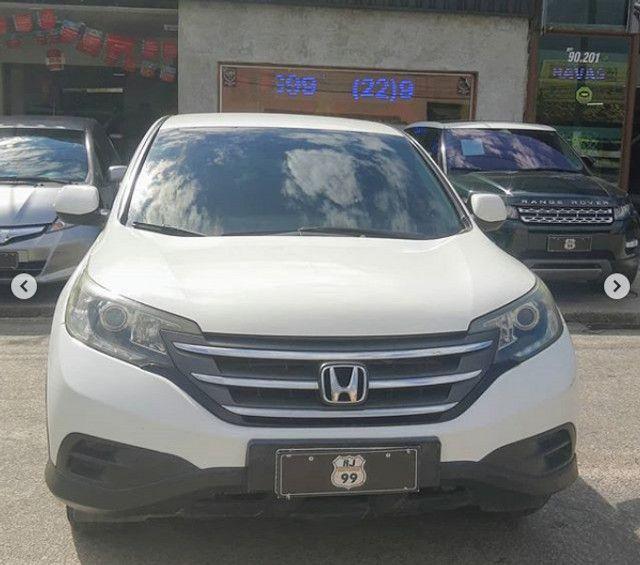 Honda CRV Lx 2012 GNV 5 Geração - Foto 2