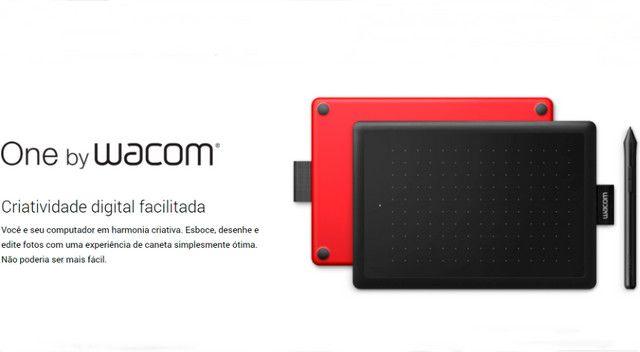 Mesa Digitalizadora One by Wacom, Com caneta digital sensível à pressão, sem fio - Foto 5