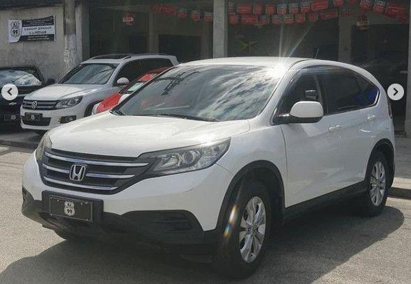 Honda CRV Lx 2012 GNV 5 Geração - Foto 3