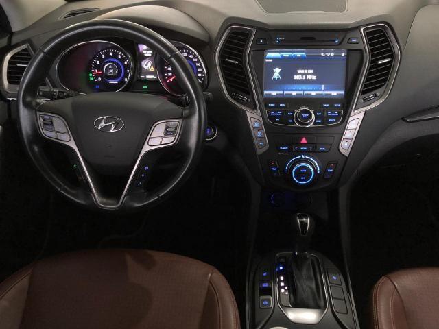 GRAND SANTA FÉ 2014/2015 3.3 MPFI V6 4WD GASOLINA 4P AUTOMÁTICO - Foto 7