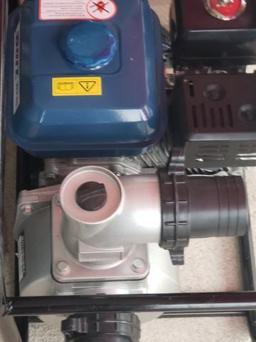Bomba d'água a gasolina - Foto 4