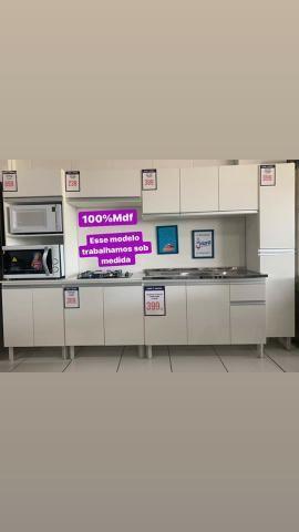 Cozinhas Compactas e moduladas - Foto 6