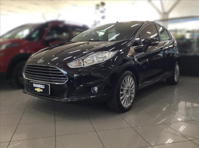 FORD FIESTA 1.6 TITANIUM HATCH 16V FLEX 4P MANUAL - Foto 10