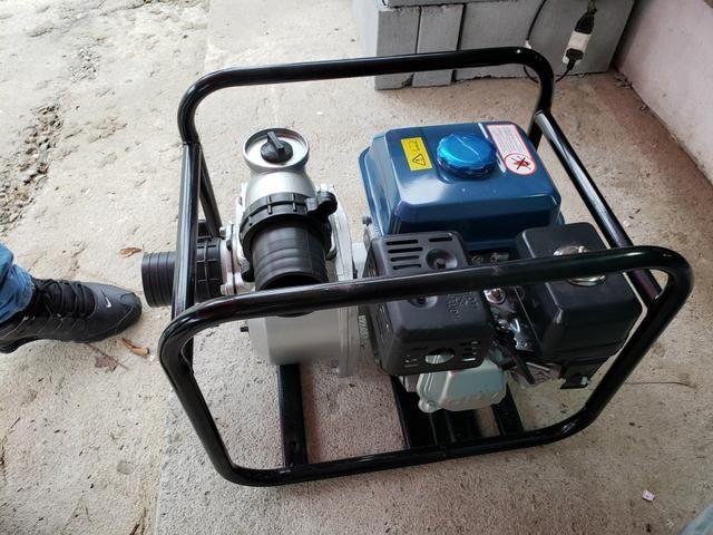 Bomba d'água a gasolina - Foto 3