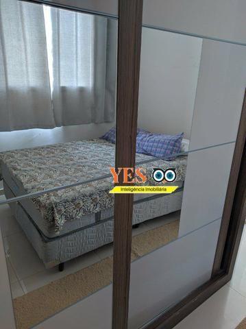 Yes Imob - Apartamento Mobiliado 2/4 - SIM - Foto 3