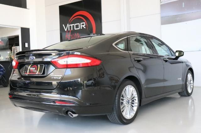Ford Fusion Hybrid 2.5 16V - Foto 4