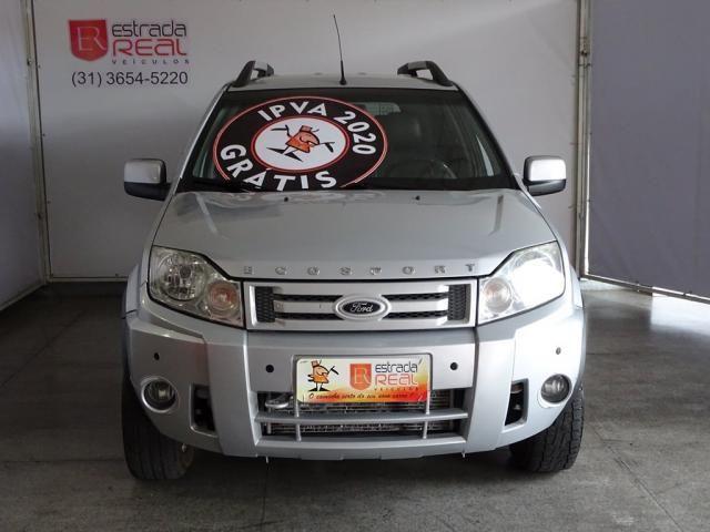 ECOSPORT 2011/2011 2.0 XLT 16V FLEX 4P AUTOMÁTICO - Foto 3