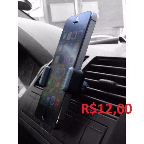 Carregador Veicular, Suporte de Celular, Bluetooth e muito mais - Foto 2