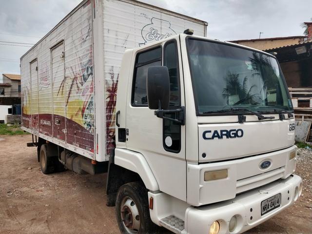 Vendo Ford Cargo 815e