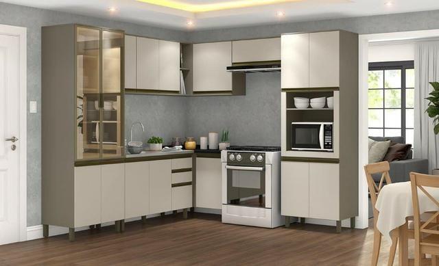 Cozinhas Compactas e moduladas - Foto 5