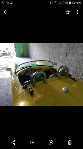 Porsche Spyder mod 1955 réplica do 2009 - Foto 2