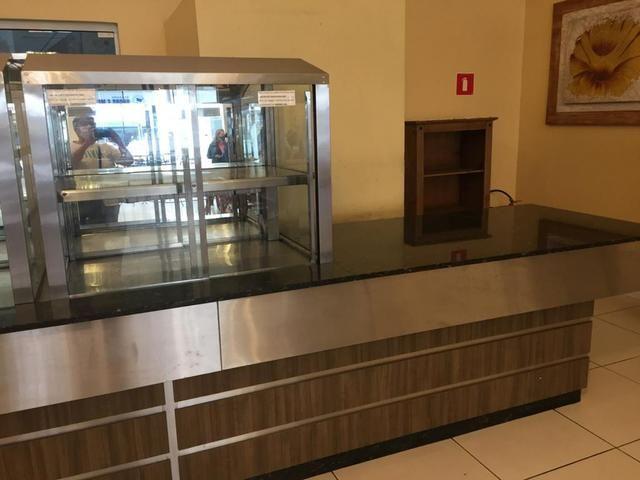 Balcão tipo buffet para padaria - Foto 3