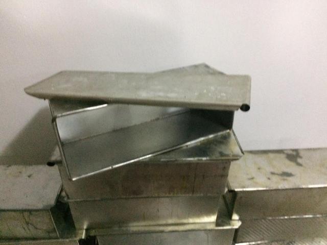 Assadeiras de pão de forma em inox - Foto 2
