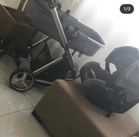 Carrinho de Bebê Safety 1st Travel System - Mobi TS - Foto 2