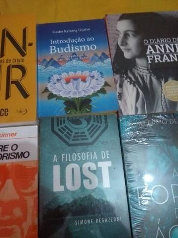 Livros novos na embalagem - Foto 2