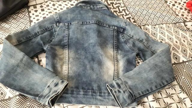 Jaqueta jeans infantil - Foto 2