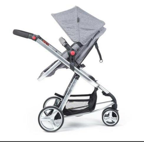 Carrinho de Bebê Safety 1st Travel System - Mobi TS - Foto 4
