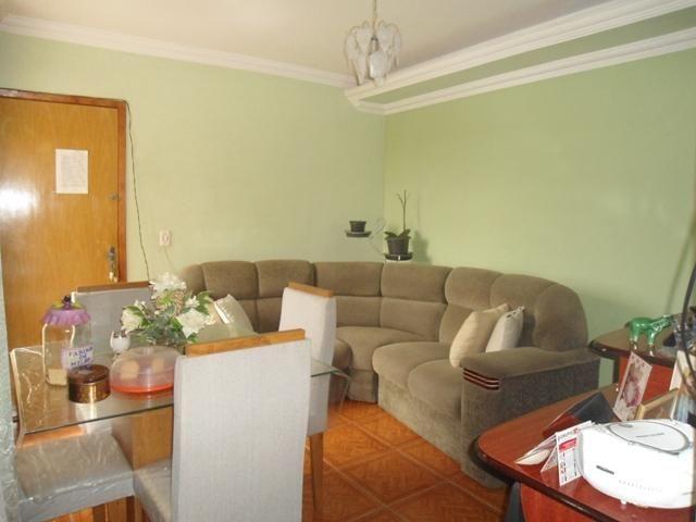Apartamento à venda com 2 dormitórios em São salvador, Belo horizonte cod:13396