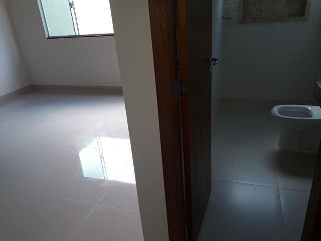 Casa Nova Financia 3/4 Sendo 1 Suíte Individual Região Sul De Palmas-TO - Foto 11