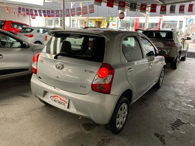 Toyota - Etios X 1.3 Flex- 2014 - Foto 7