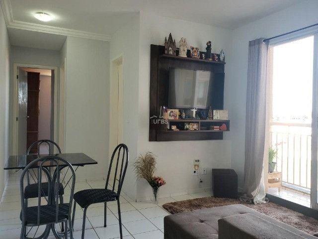Apartamento com 2 quartos à venda, 56 m² por R$ 165.000 - Setor Goiânia 2 - Goiânia/GO - Foto 3