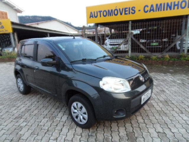 Fiat Uno Vivace 1.0 8V (Flex) 4p 2012 - Foto 4