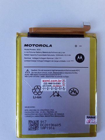 Baterias Motorola Moto One E4 Plus E5 E5 Plus G6 Play G7 Play G7 Power G8 G8 Play    - Foto 4