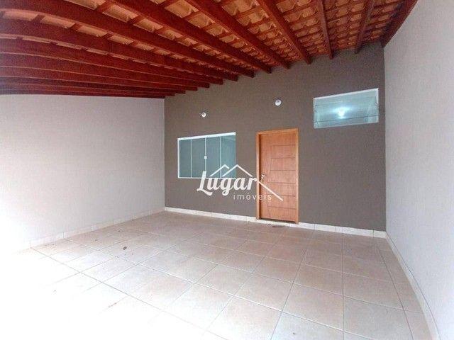 Casa com 3 dormitórios para alugar por R$ 2.000,00/mês - Jardim Portal do Sol - Marília/SP - Foto 2