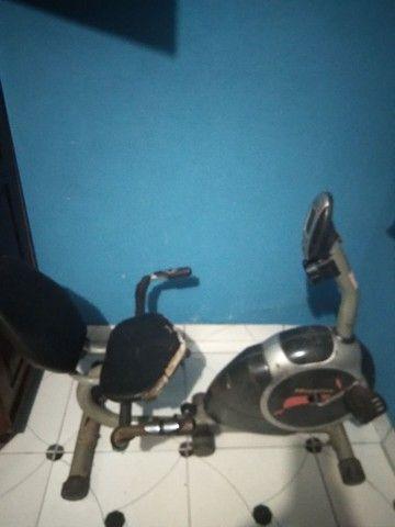 Maquina de malhar sentada  250 - Foto 3