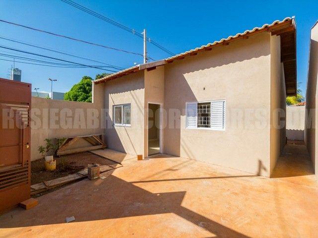 Casas novas com 2 quartos no Monte Castelo - Excelente localização!