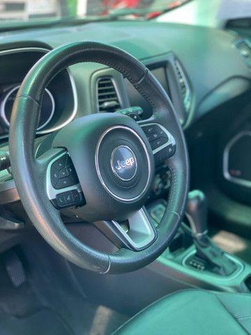 Jeep Compass Longitude 4x4 Diesel 2017 - Foto 10