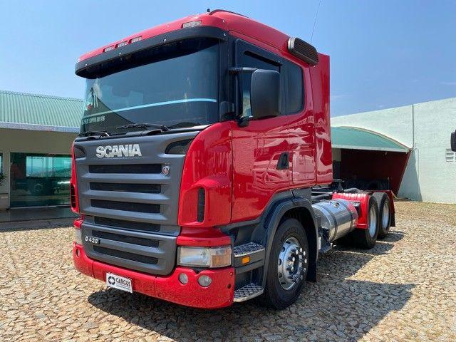 Scania G420 08/09
