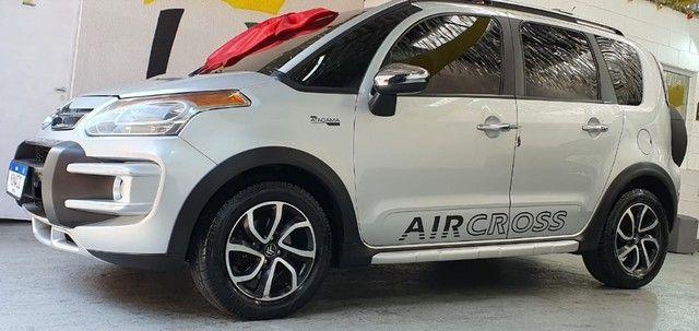 Citroen C3 Air Cross Exclusive 1.6 2014 Atacama Exc Flex - Foto 5