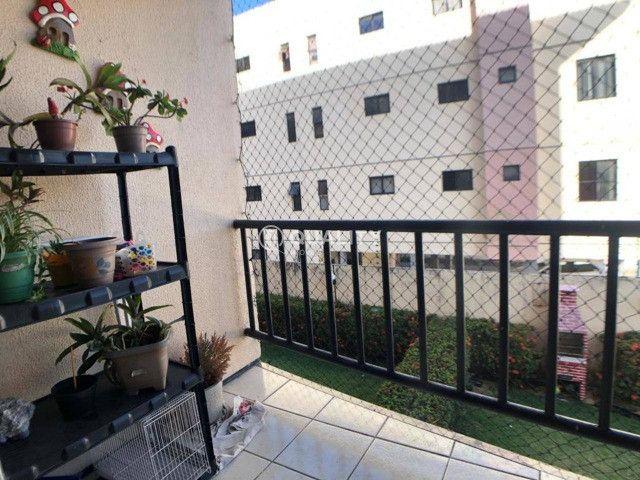 Apartamento no Montese com 3 dormitórios à venda, 65 m² por R$ 245.000 - Foto 3