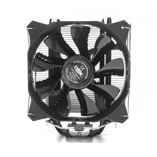 Cooler Gamer para processador Dex DX-2000 Intel ou AMD - Foto 2