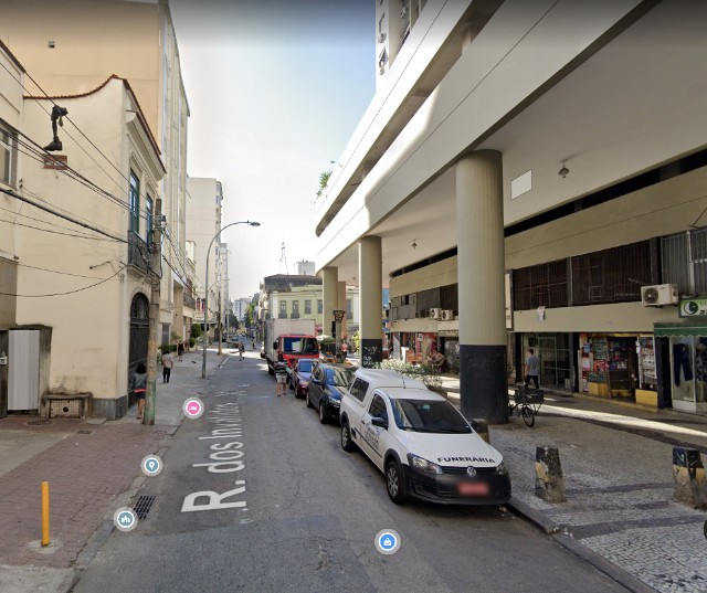 Alugo vaga na Lapa - Edificio Garagem - Foto 16