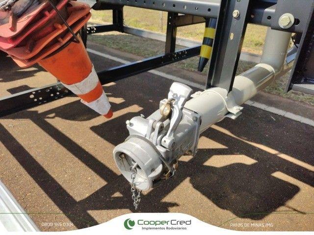 Carreta Bitrenzão Tanque 3x3 Randon 2019/2019 62 mil litros Com pneus  - Foto 17