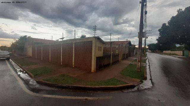 Casa para Venda em Várzea Grande, Santa Isabel, 2 dormitórios, 2 banheiros, 2 vagas - Foto 11