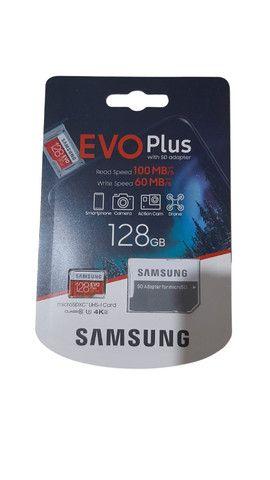 Cartão Memória Samsung Original 128g Nintendo Switch Ps Vita