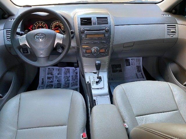 Toyota Corolla 2011 Xei 2.0 Automático novinho e sem detalhes! Troco e Financio! - Foto 2