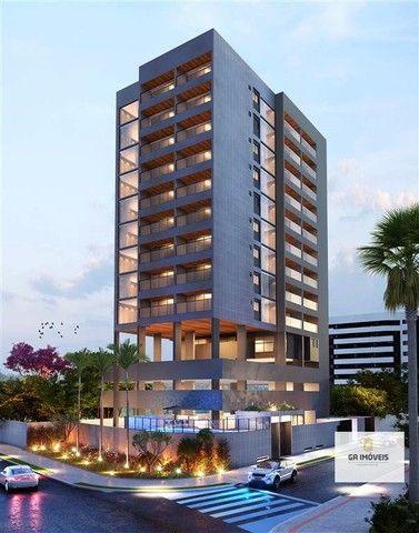 Apartamento à venda, 1 quarto, 1 vaga, Cruz das Almas - Maceió/AL