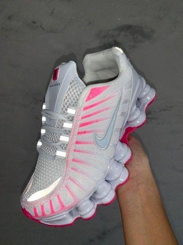 Tênis Nike 12 Molas Premium do 34 ao 39 - Foto 3