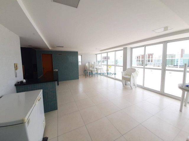 Cód: ap0134 - Apartamento novo, bessa, 102 m², 3 quartos 2 suítes - Foto 18