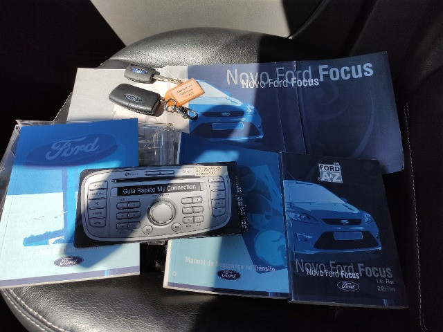 Focus 2.0 Manual, 81.122 km rodados, Ipva 2021 Quitado, Start Stop, Chave Presencial, 2012 - Foto 4