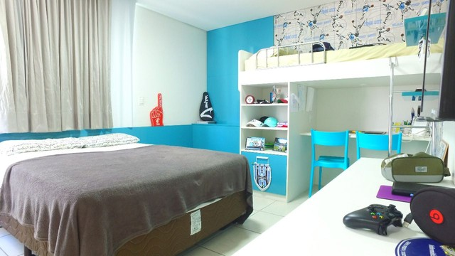Apartamento Cobertura com 4 Suítes, 4 Vagas com 368 m² na Jatiúca em Maceió - Foto 20