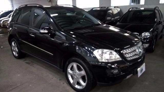 MERCEDES-BENZ ML-500 V8 24V 80MIL KMS RARIDADE
