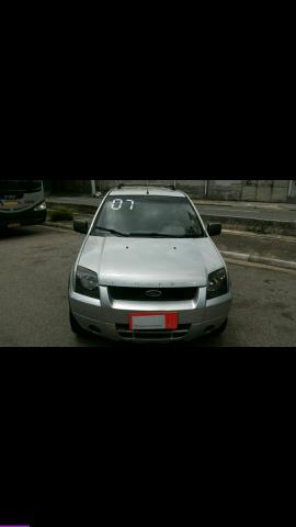 FORD ECOSPORT 4WD MEC. 4X4 ANO 2007 COMPLETO