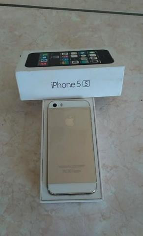 Iphone 5s Gold 16Gb 4g
